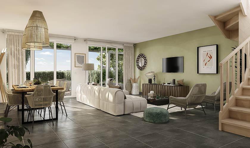 Maisons, appartements neufs Labenne - Cap Area
