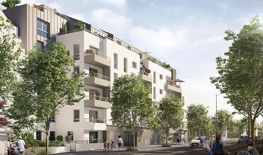 Appartements neufs Nantes - 92 Procé