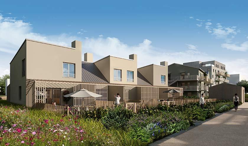 Maisons, appartements neufs Nantes - Nuances De L'erdre
