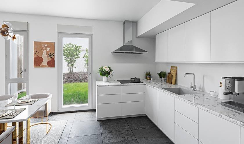 Appartements, maisons neufs Nantes - Les Marquises