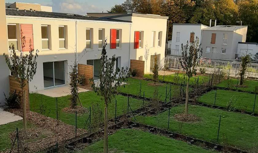 Appartement neuf Saint-jean-de-braye - Coeur  Et Jardin De Loire