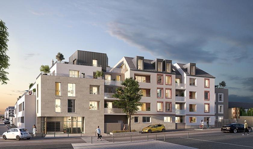 Appartements neufs Orléans - Esprit Faubourg