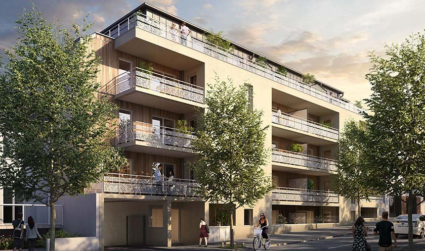 Appartement neuf Angers - Le Moringa