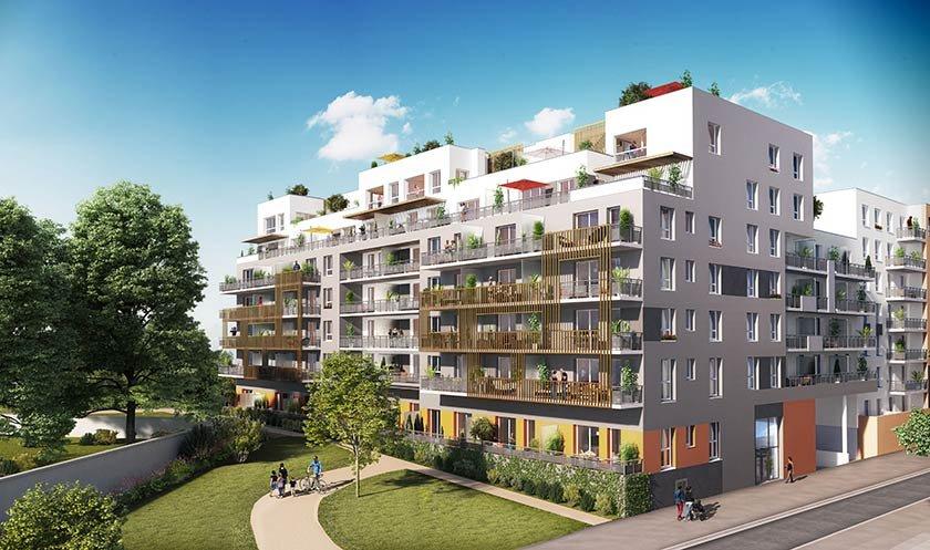 Appartement neuf Nancy - Symbio'z