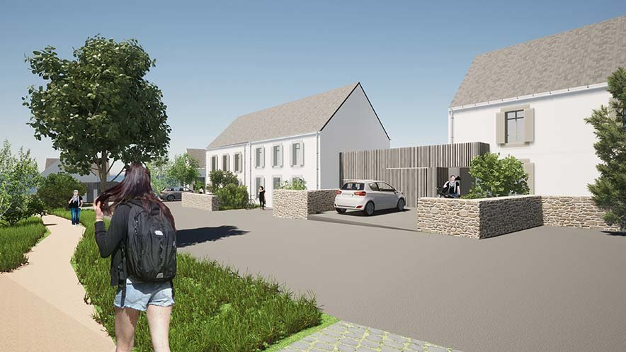 Appartement neuf Carnac - Les Allees Marines