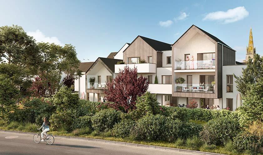 Appartement neuf Carnac - Passage Césarine