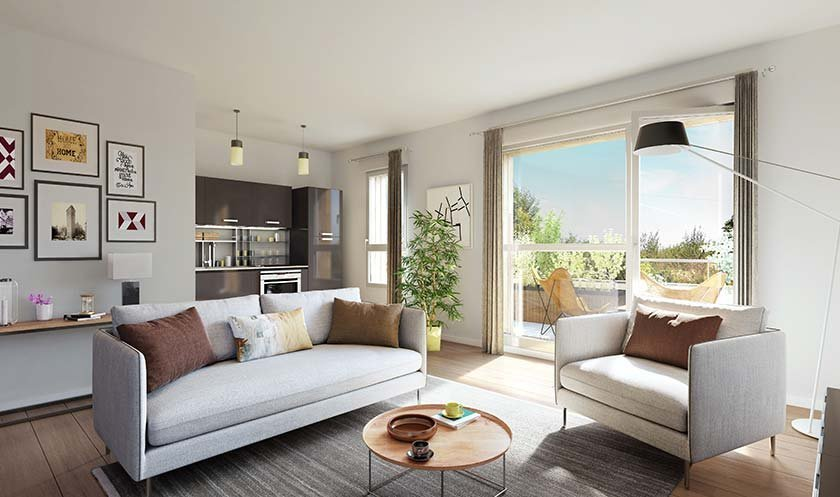 Appartements neufs Loos - Moove