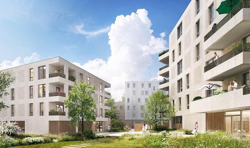 Appartements neufs Lille - Secret Garden