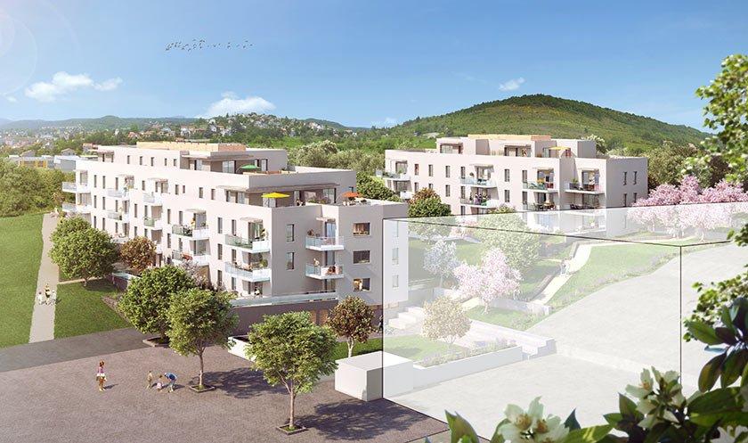 Appartements neufs Clermont-ferrand - Plein'r