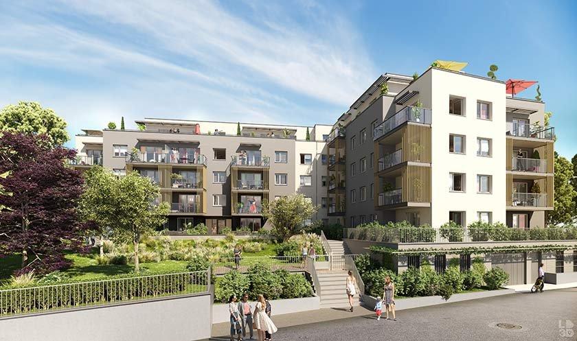 Appartement neuf Clermont-ferrand - L'alcôve