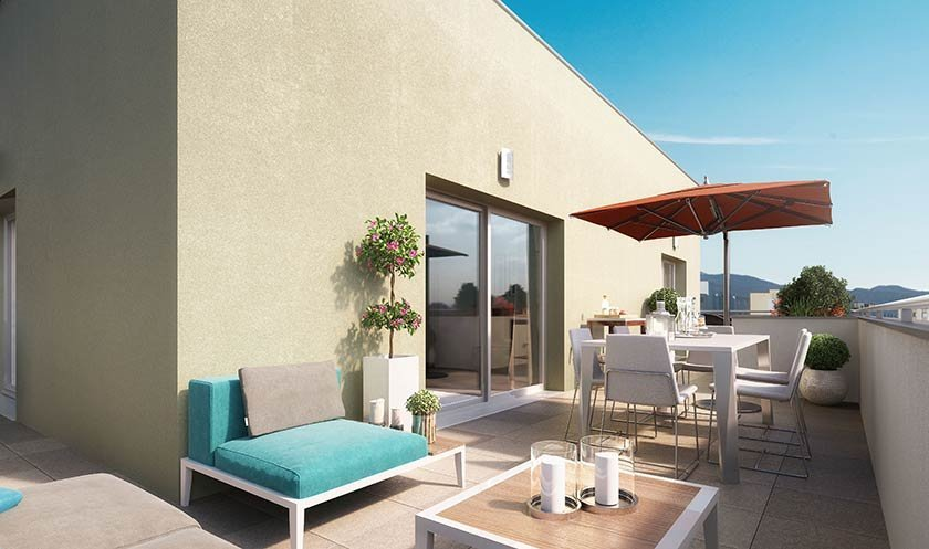 Appartements neufs Clermont-ferrand - Prisme