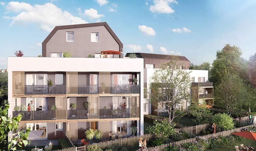 Appartements neufs Strasbourg - Le Carre Des Muses