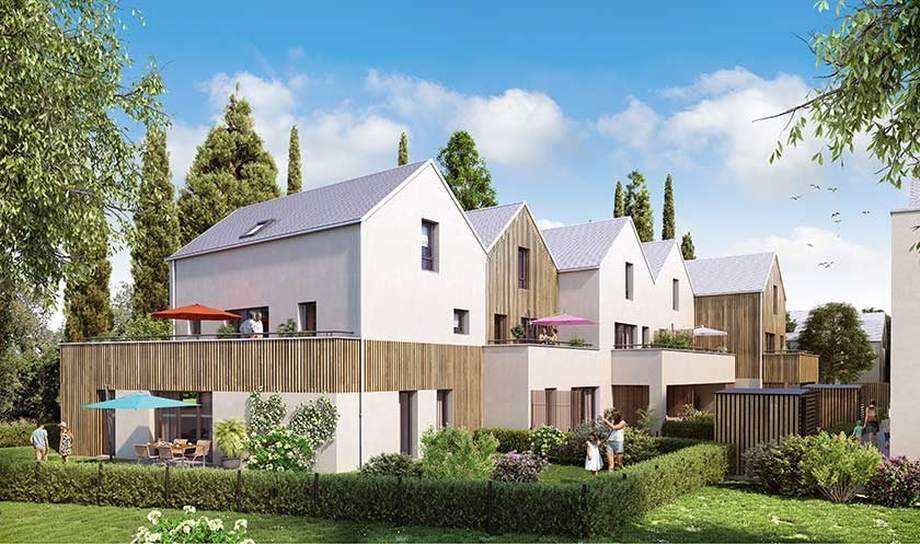Appartements neufs Strasbourg - Les Moulins Becker