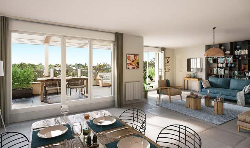 Appartements neufs Anglet - Kalypso
