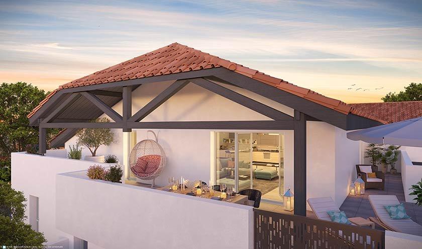 Appartements neufs Bayonne - Onateya