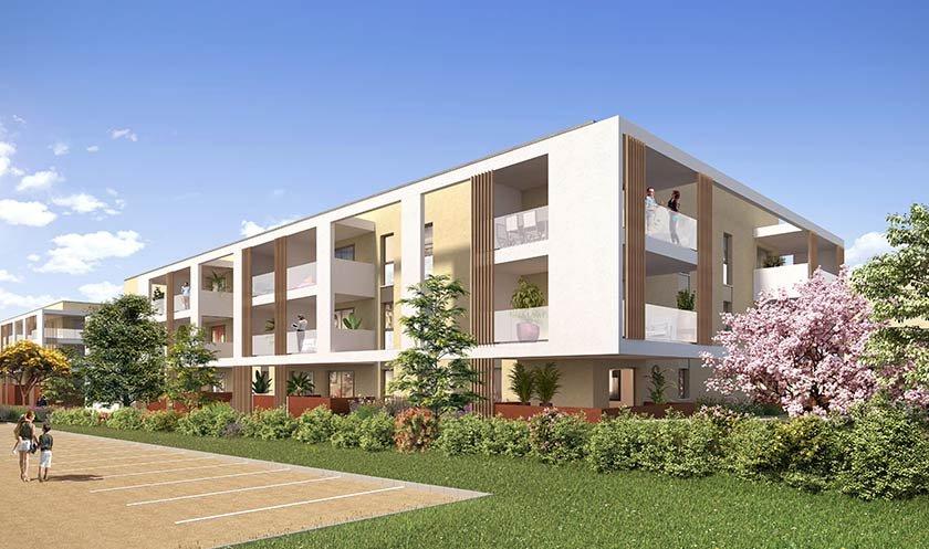 Appartements neufs Perpignan - Domaine Du Sud