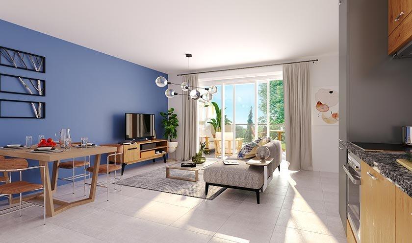 Appartements neufs Argelès-sur-mer - Carré Mer