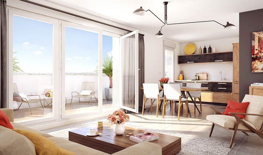 Appartements neufs Lyon - Wake Up