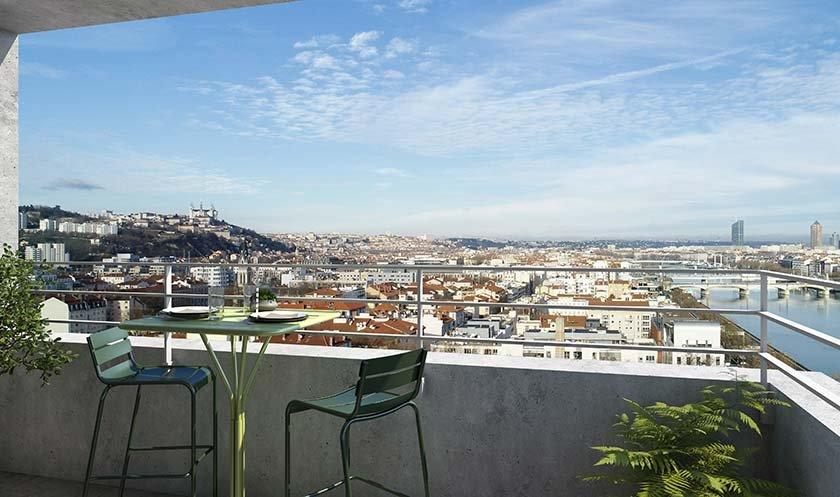 Appartements neufs Lyon - écho