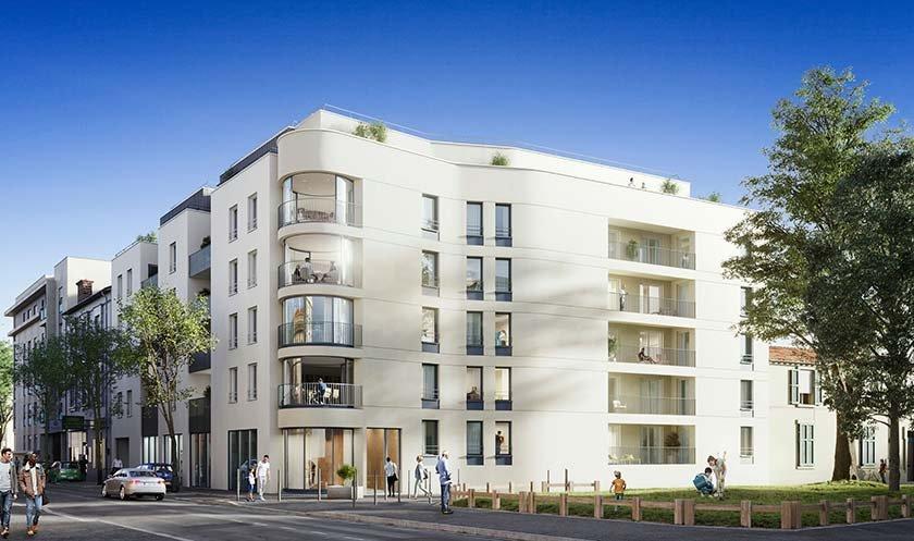 Appartements neufs Saint-fons - Luz