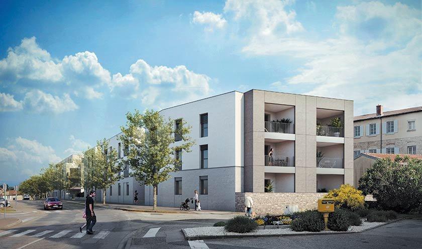 Appartements neufs Mornant - Parc Saint Charles
