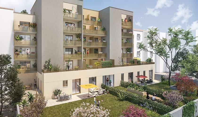 Appartements neufs Lyon - Mov'in