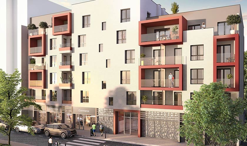 Appartements neufs Villeurbanne - Vill'à Soi