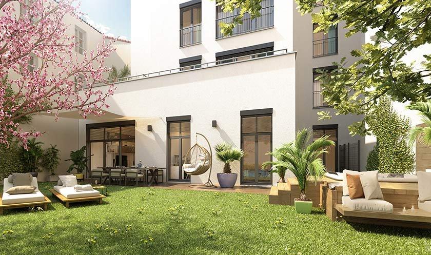 Appartements neufs Lyon - Le 21