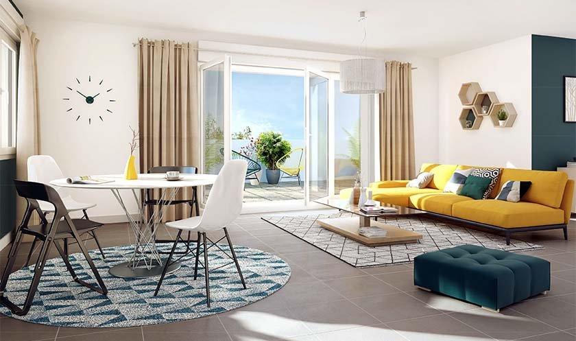 Appartement neuf Chassieu - Jolie Bulle