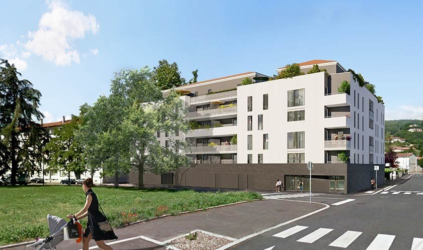 Appartements neufs Givors - Anagram'