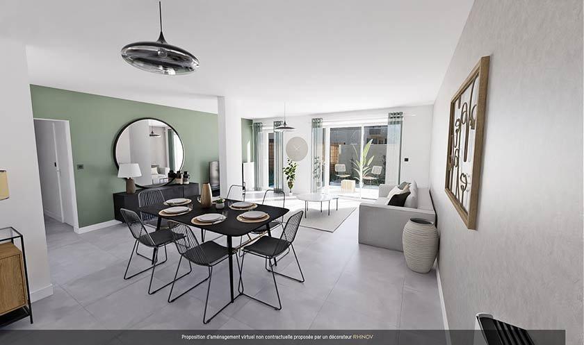 Appartements neufs Tassin-la-demi-lune - Xvi