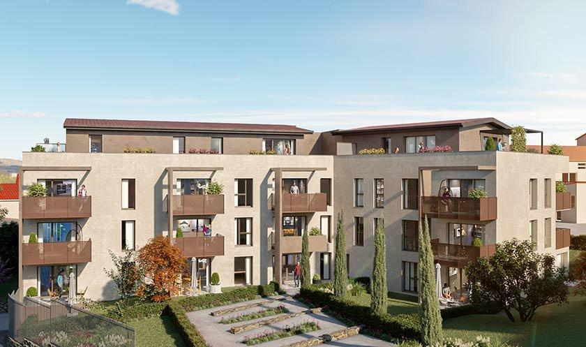 Appartements neufs La Tour-de-salvagny - L'arcæ