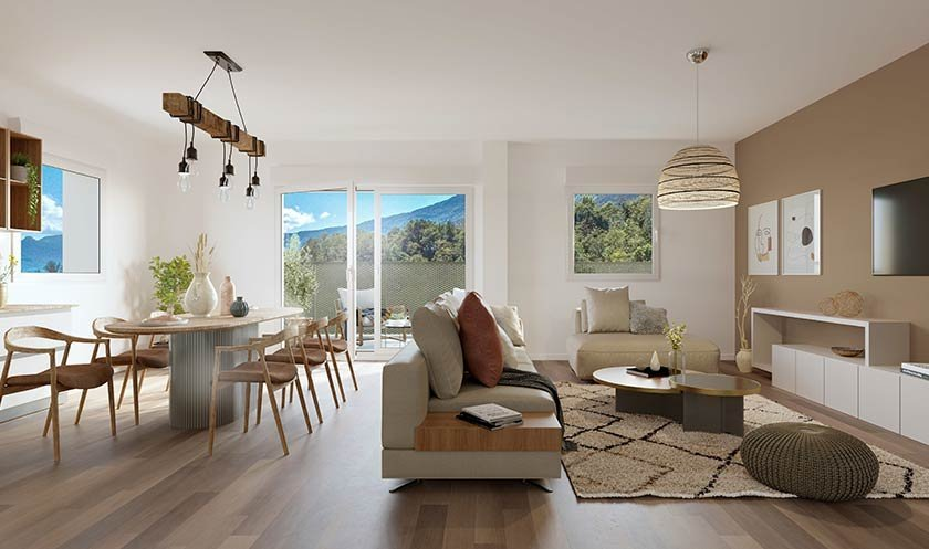 Appartements neufs La Motte-servolex - Terres De Laya