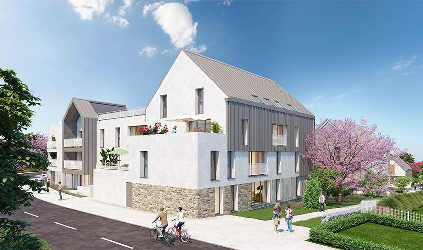 Appartements neufs Magny-le-hongre - Green Alley