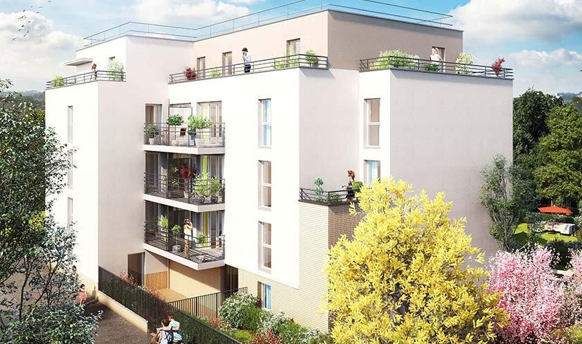 Appartements neufs Meaux - Emeraude