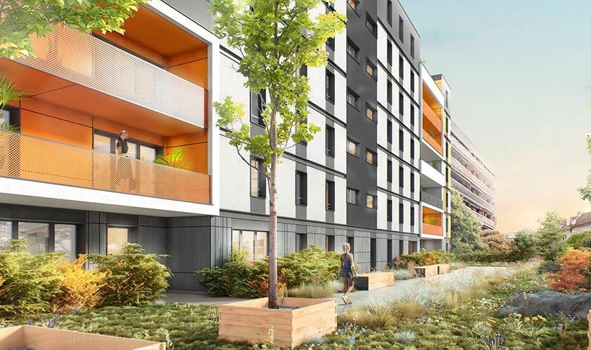 Appartement neuf Annemasse - D'clic