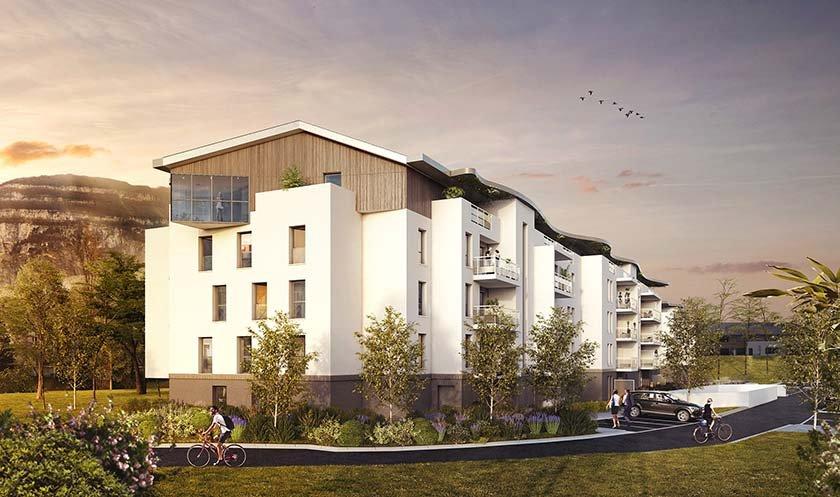 Appartements neufs étrembières - Le Karat