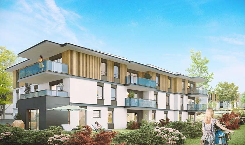 Maisons, appartements neufs Anthy-sur-léman - Ecrin Leman