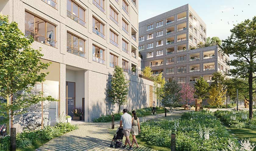 Appartement neuf Ambilly - Divercity