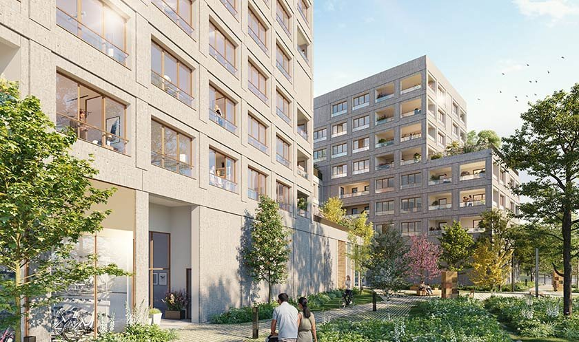 Appartements neufs Ambilly - Divercity