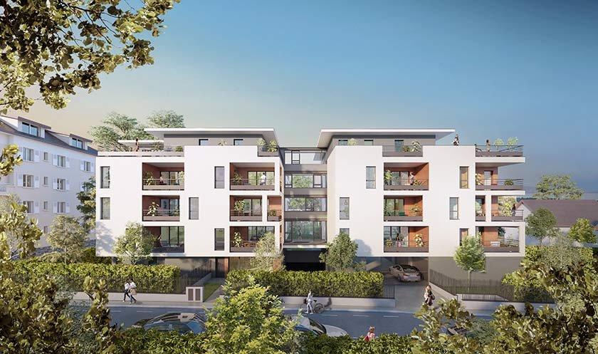 Appartements neufs Thonon-les-bains - Intimi't