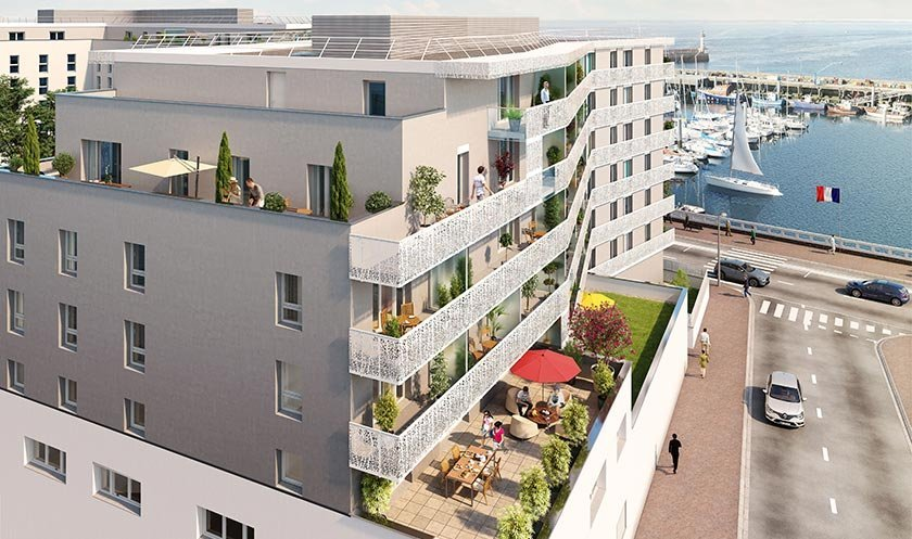 Appartements neufs Le Havre - White Pearl