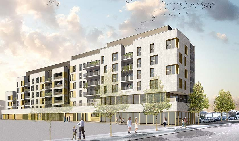Appartement neuf Rouen - Plein Ouest