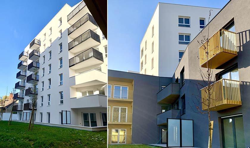 Appartements neufs Sotteville-lès-rouen - Intencité