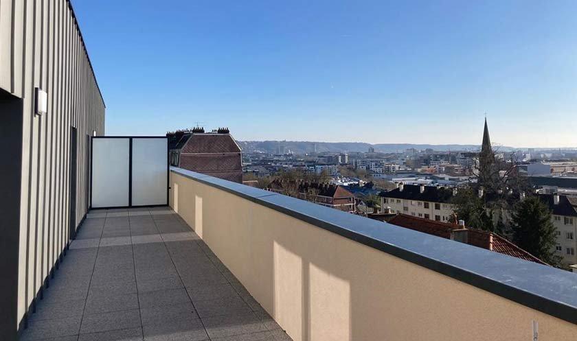 Appartements neufs Rouen - Coteaux Ouest