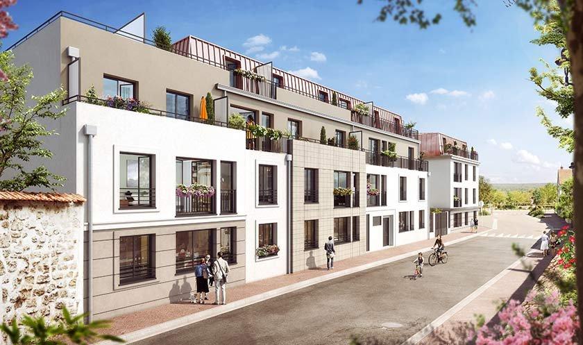 Appartements neufs Verneuil-sur-seine - Le Clos Du Château
