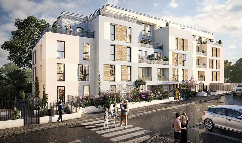 Appartements neufs Verneuil-sur-seine - Le Domaine De La Faisanderie