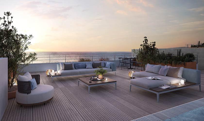 Appartements neufs Toulon - Bleu Calade