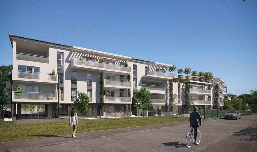Appartements neufs Draguignan - Le Gaïa