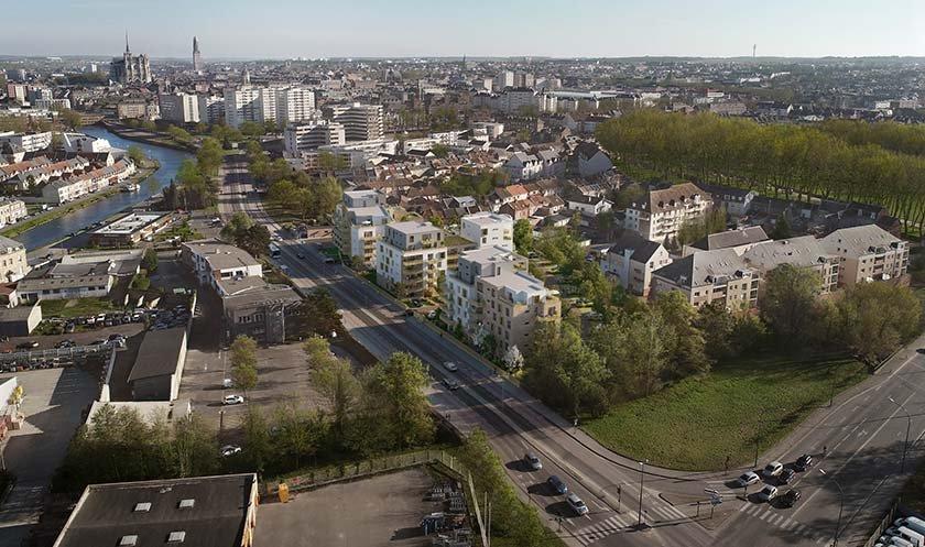 Appartements neufs Amiens - Emergence